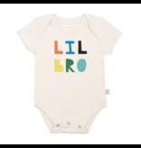 Finn + Emma Lil Bro Graphic Body Suit