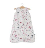 Little Unicorn Cotton Muslin Sleep Bag Medium - Fairy Garden