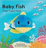 Chronicle Books Baby Fish: Finger Puppet Book