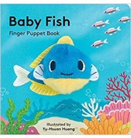 Chronicle Books Finger Puppet Book: Baby Fish