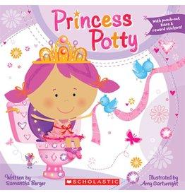 Scholastic Princess Potty