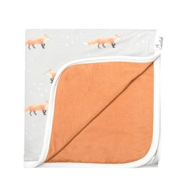 Copper Pearl Three-Layer Stretch Quilt - Swift