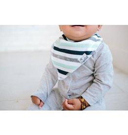 Copper Pearl Bib - Scout - Stripes