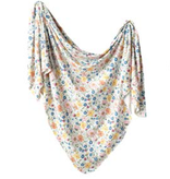 Copper Pearl Knit Blanket - Isabella