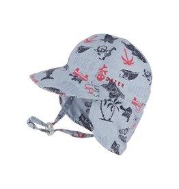 Millymook and Dozer Baby Boys Legionnaire Hat - Bobby(12-24m)