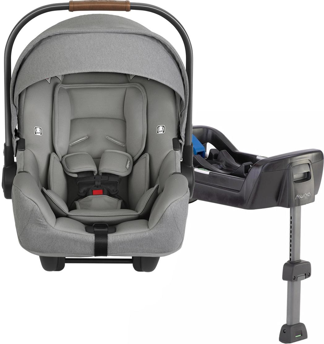 Nuna Pipa Car Seat & Base - Frost