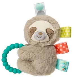 Mary Meyer Taggies Molasses Sloth Rattle