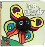 Chronicle Books Finger Puppet Book: littleButterfly