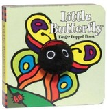 Chronicle Books Finger Puppet Book: Little Butterfly