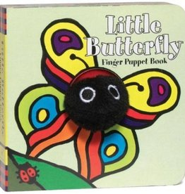 Chronicle Books Finger Puppet Book: littleButterfly