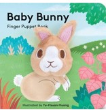 Chronicle Books Finger Puppet Book: Baby Bunny