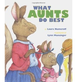 Simon and Schuster What Aunts Do Best/ What Uncles Do Best