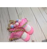 Mud Pie Ric Rac Sock & Elephant Teether