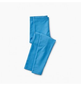 Tea Collection Solid Leggings - Cobalt