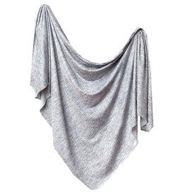 Copper Pearl Knit Blanket - Asher