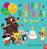 Penguin Random House (here) Happy Birthday to You (musical)