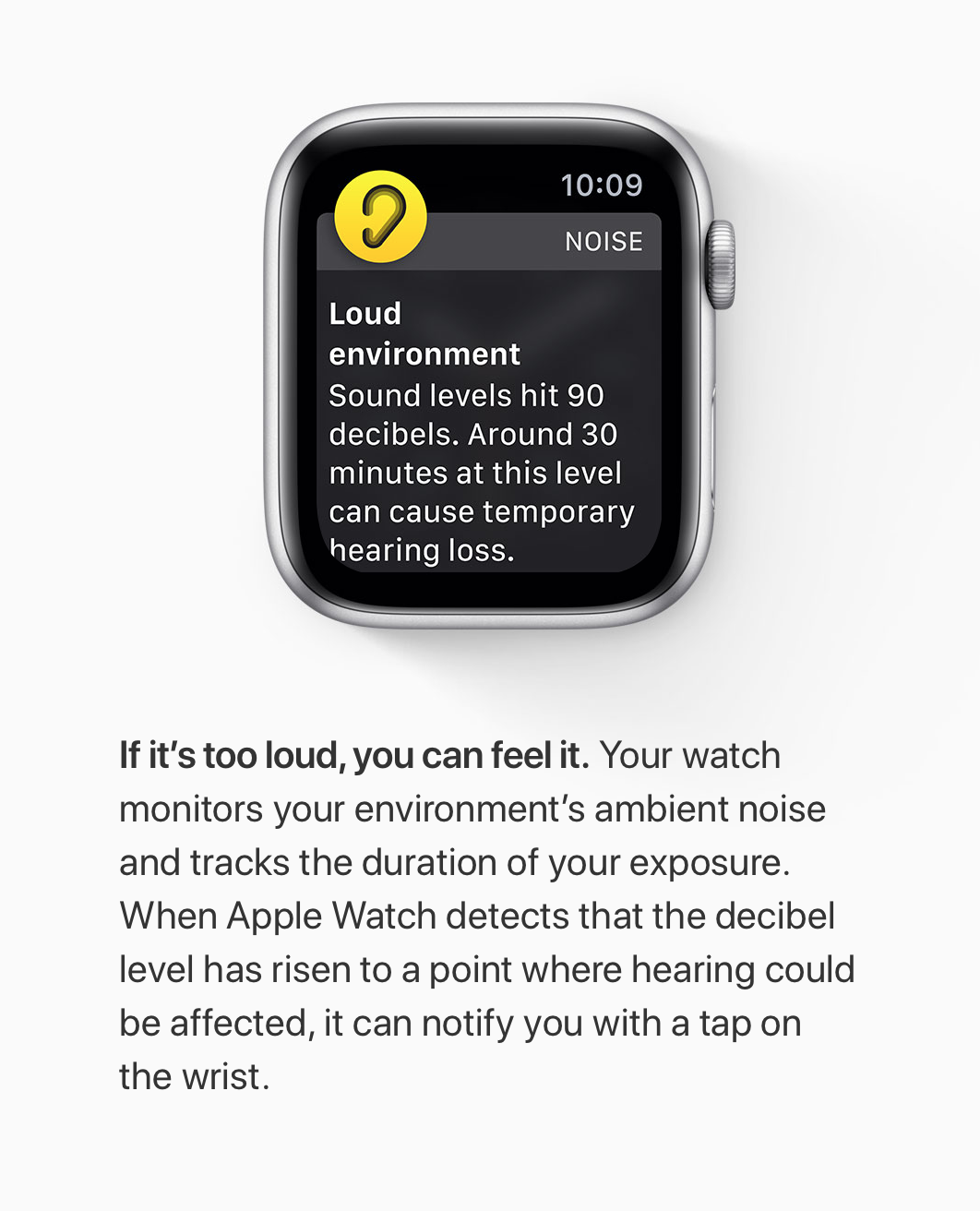 You HEARD it right: Apple Launches Hearing Protection App