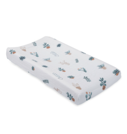 Little Unicorn Cotton Muslin Changing Pad Cover - Prickle Pots
