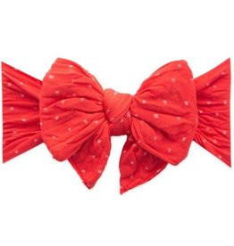 Baby Bling Bows Dang Enormous Bow: Cherry Dot