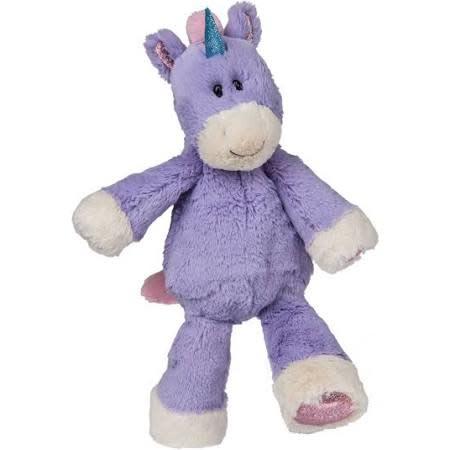 Mary Meyer Marshmallow Purple Unicorn