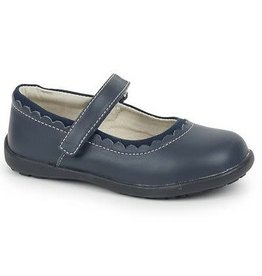 See Kai Run Girl's Mary Jane II - Navy