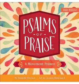 Harvest House Publishing Baby Believer, Psalms Of Praise