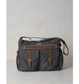 Little Unicorn Rambler Satchel  - Grey