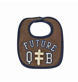 Mud Pie Future Quarterback Bib