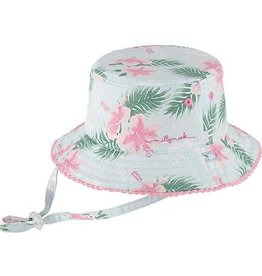 Millymook and Dozer Girls Bucket Hat - Brooke S (2-5y)