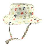 Millymook and Dozer Baby Boys Bucket Hat - Ahoy Multi