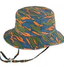 Millymook and Dozer Boys Bucket Sun Hat - Zephyr S (2-5y)