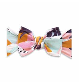 Baby Bling Bows Printed Knot - Tropical Deco