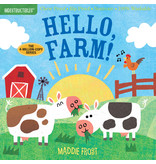 Workman Publishing Indestructibles: Hello Farm