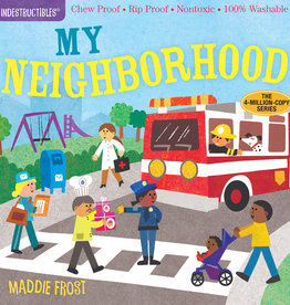 Workman Publishing Indestructibles: My Neighborhood