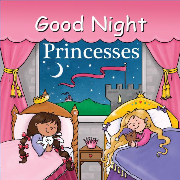 Penguin Random House (here) Good Night Princess