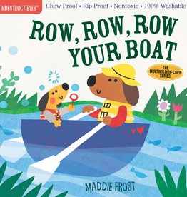 Workman Publishing Indestructibles: Row, Row