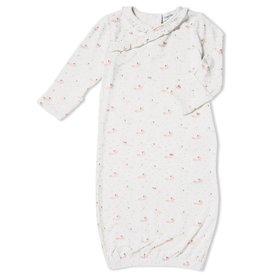Angel Dear Baby Fox - Pink Kimono Gown
