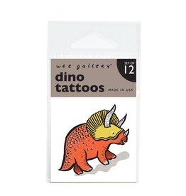 Wee Gallery Temporary Tattoos, Dino