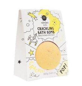 Nailmatic Crackling Bath Bombs: Yellow