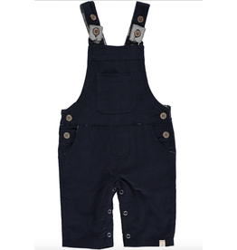 Me + Henry Navy Cord Overalls
