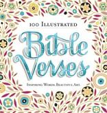 Workman Publishing 100 Illustrated Bible Verses