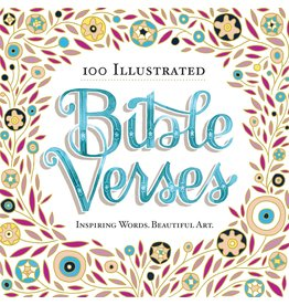 Workman Publishing 100 Illustrated Bible Verses