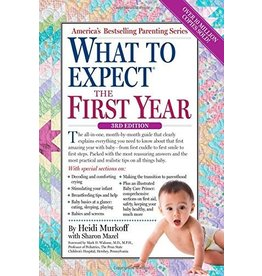 Workman Publishing What To Expect 1st Year, 3rd Ed