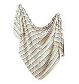 Copper Pearl Knit Blanket - Retro