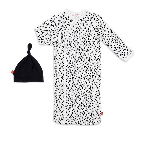 Magnetic Me Seeing Spots Modal Magnetic Sack Gown Set NB-3M