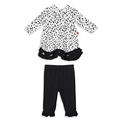Magnetic Me Seeing Spots Modal Magnetic Dress & Pant