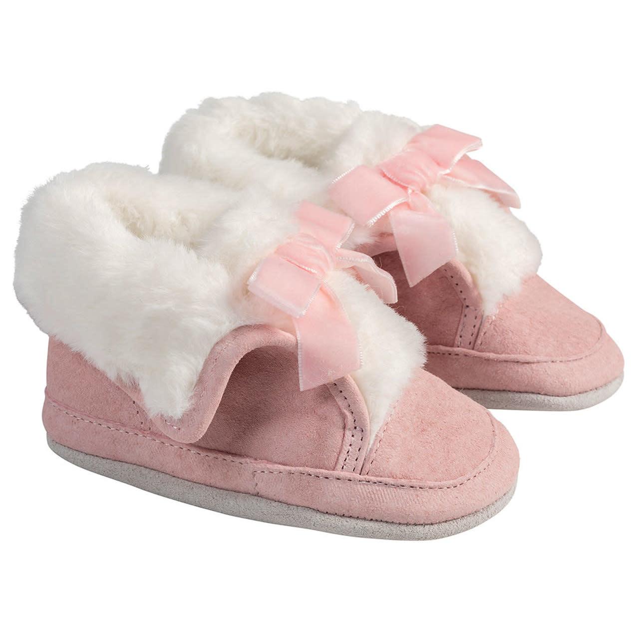 Robeez Willa Boot - Pink