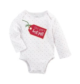 Mud Pie Best Gift Crawler 0-6M