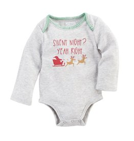 Mud Pie Silent Night Crawler 0-6M