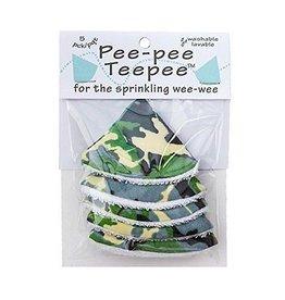 Beba Bean Pee-Pee Teepee Camo Green